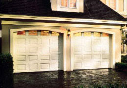 Raised Panel Garage Doors